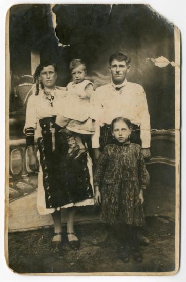 Αναμνηστική οικογενειακή φωτογραφία