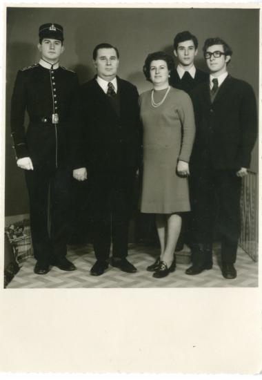 Οικογενειακή φωτογραφία