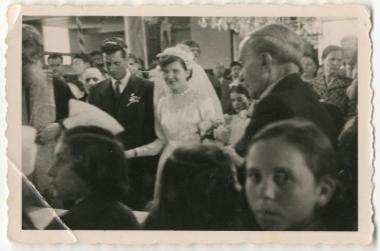 Ο γάμος των γονιών μου
