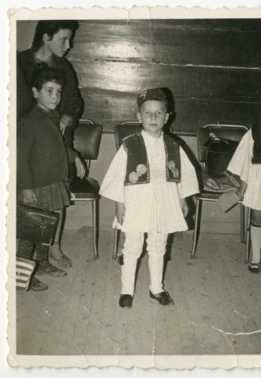 Σχολική εορτή της 25ης Μαρτίου 1966