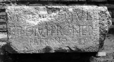 Achaïe II 021: Τιμητική για τον Γερμανικό, γιο του Τιβερίου και πάτρωνα της πόλεως