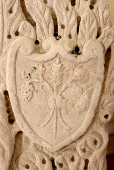 Οικόσημο οικογένειας Κουαρτάνου (Καρτάνου)