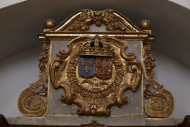 Έμβλημα του Βασιλείου της Γαλλίας και της Ναβάρρας