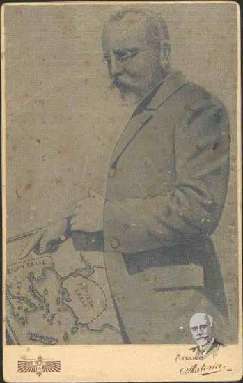 Πορτραίτο Ελευθερίου Βενιζέλου