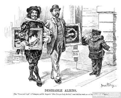 Desirable Aliens