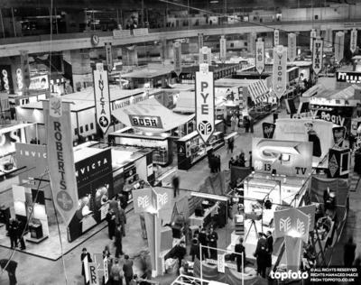 1954 Radio Show