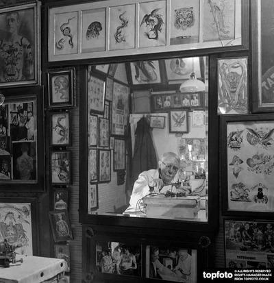 Tattooer For Royalty