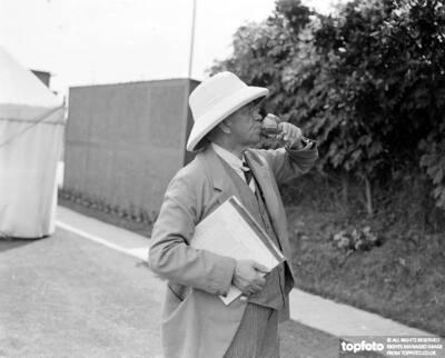 Frinton Tennis Tournament 1933