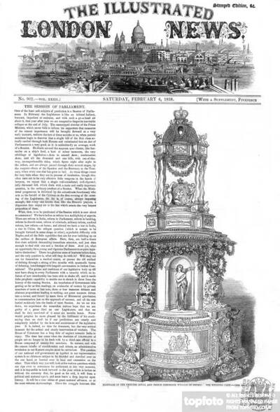 Cover of the Illustrated London
