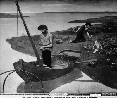 The Poor Fisherman, by Pierre