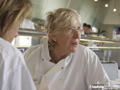 Chef Rose Gray at London's