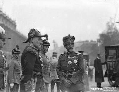The King of Romania