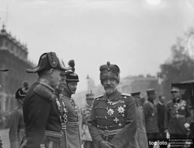 King Carol of Romania