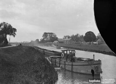 Inland Waterways , Rural England