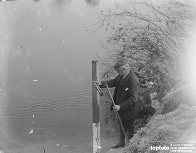 Salmon Fishing on the Wye