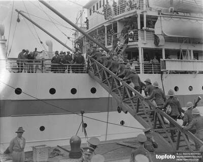 Departures of 17th / 21st Lancer