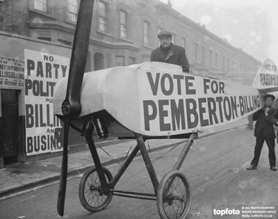Mile End Election