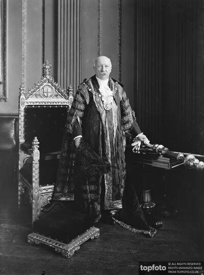 Sir Edward Cooper