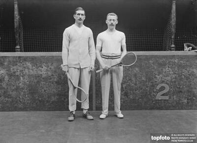 Tennis at Prince ' s Club