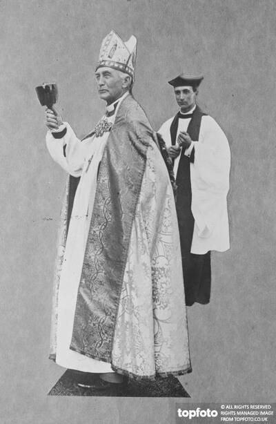 The Bishop of London at Chailey