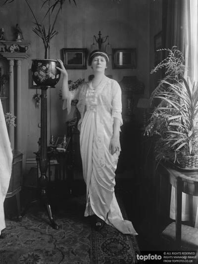 Lady Newnes