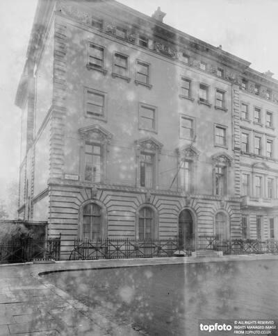 The American Embassy