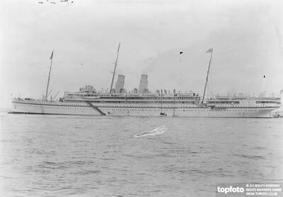 RMS Medina