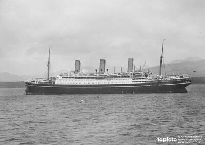 RMS Empress of Australia