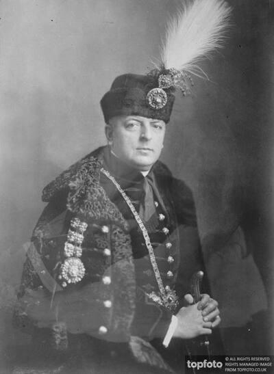 Count Sandor Nako