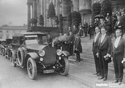 Solemn Reichstag Ceremony