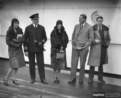 Aboard the SS Avila