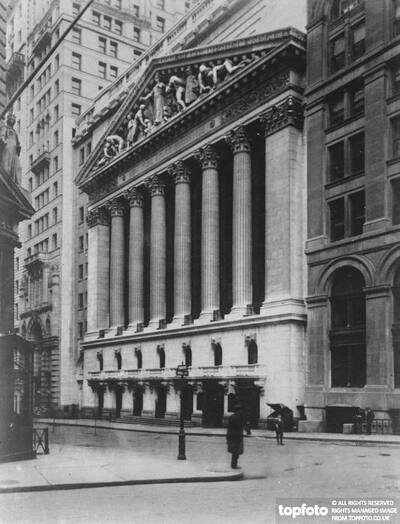 Stock Exchange New York