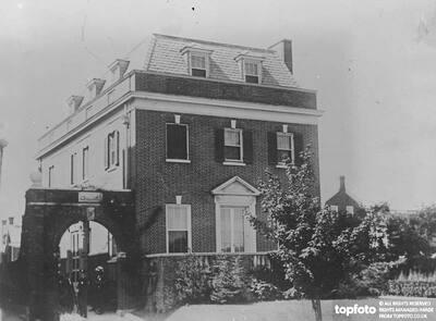 President Hardings House