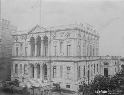 French Embassy Constantinople
