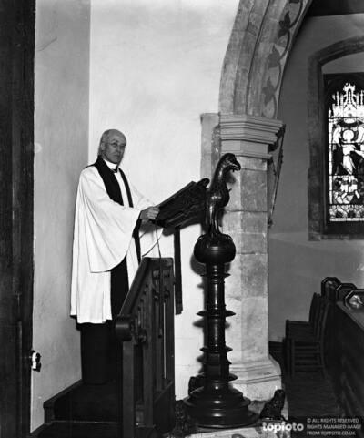 At St Stephens church ,