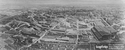 View of the Krupp Works