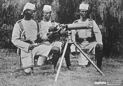 Kings Africans Rifles