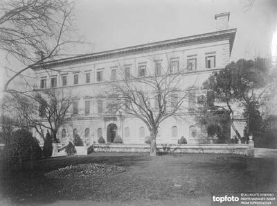 British Embassy at Constantinople  Where