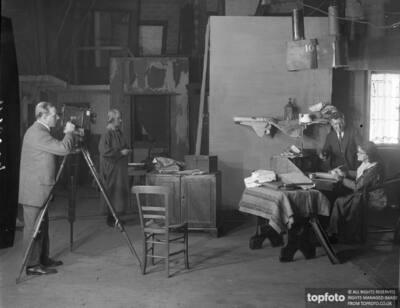 Filming Ibsen ' s '