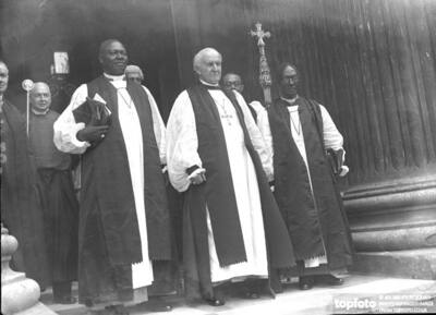 Consecration of the African Native