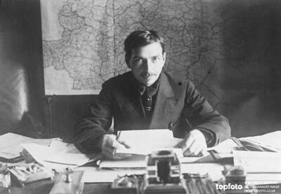 Mikhail Pavlovich Tomsky , President