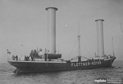 The wind ship ._x000D_ Herr Anton