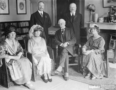 Notable members of British Italian