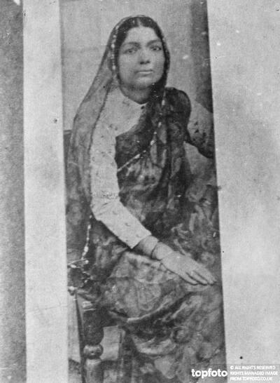 Wazir Begum the mother of