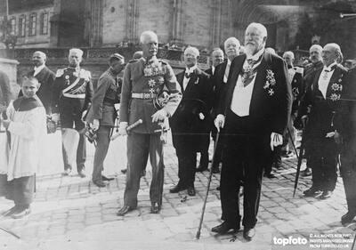 Ex - King Ferdinand of