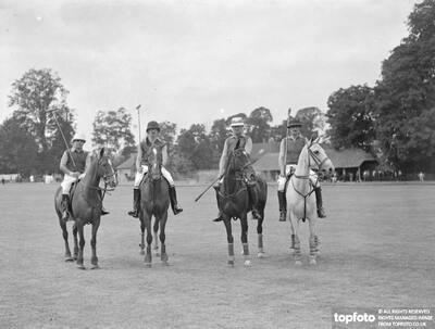Polo at Cowdray Park