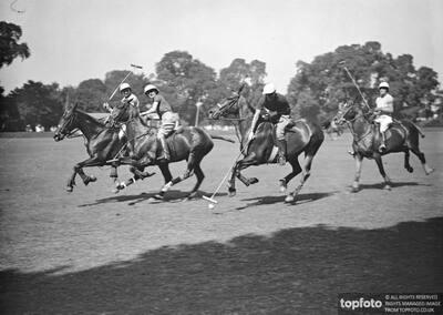Polo at Ranelagh