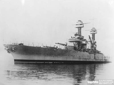 All electric warship at Portsmouth_x000D_ America