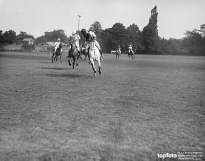 Polo at Roehampton