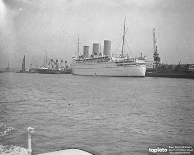 RMS Empress of Britain